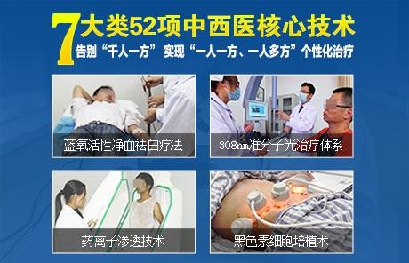 7大类52项中西医核心技术